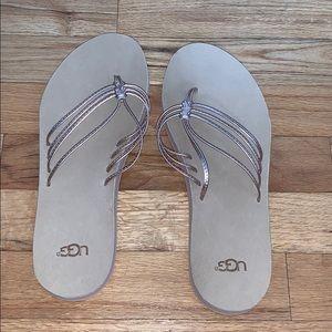 Brand New ugg Flip flops